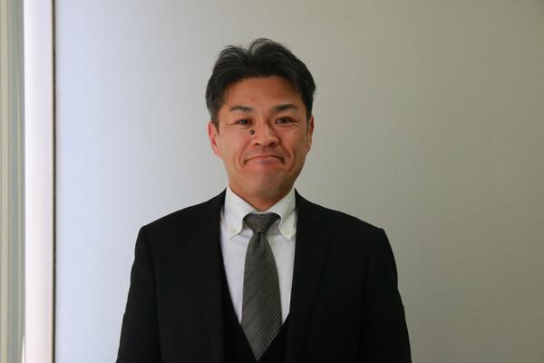 羽座 忍【名古屋第二ブロック統括責任者】