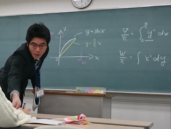 小林 康雄(数学・物理)