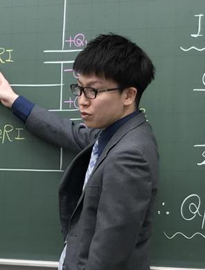 佐藤 健人(数学・物理)