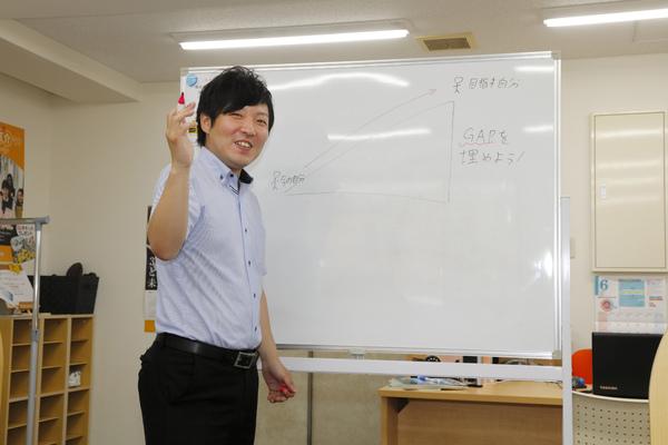 西岡 一守(教室長)